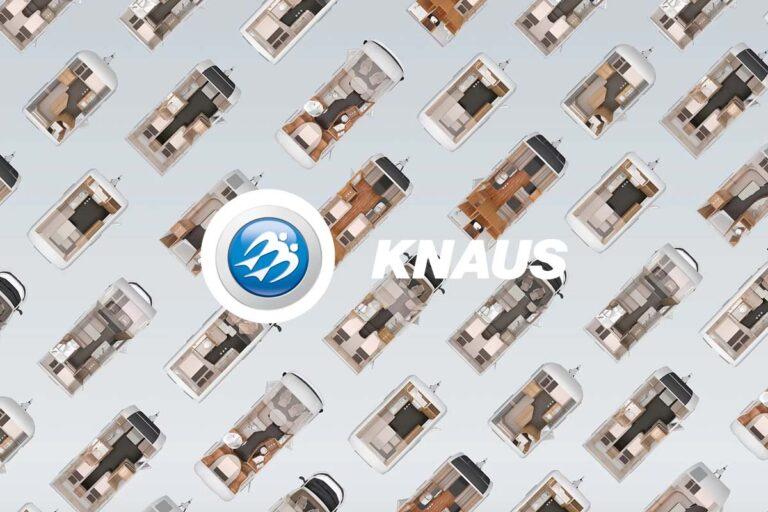 KNAUS Camper e Van, il marchio dalle mille categorie.