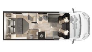 Mobilvetta Kea P71